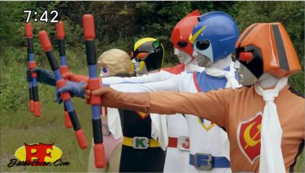 Gokaigers 35 - Battle Fever