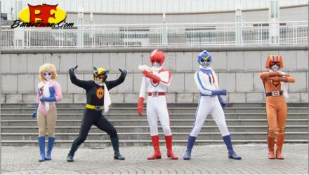 Gokaigers 44 - Battle Fever