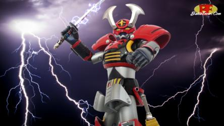 Battle Fever Robo - GX-30 with Electric Sword